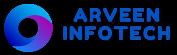 Arveen Infotech Logo